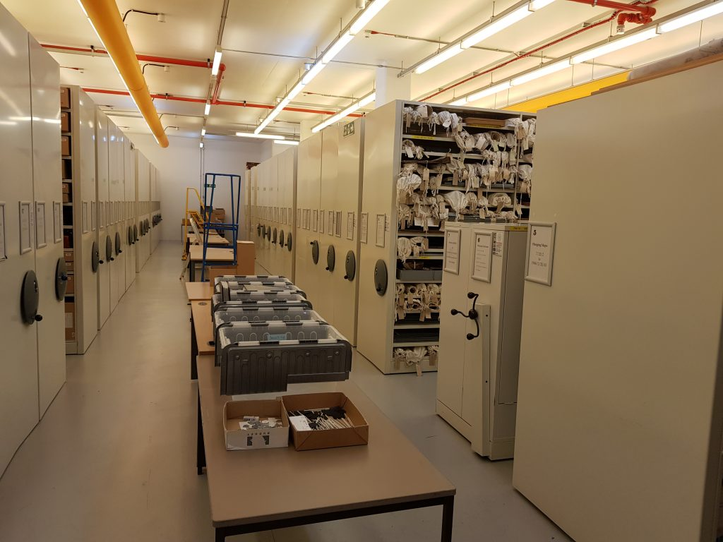 An Archive room